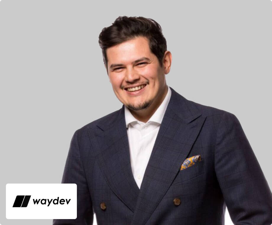 Alex Circei CEO Waydev
